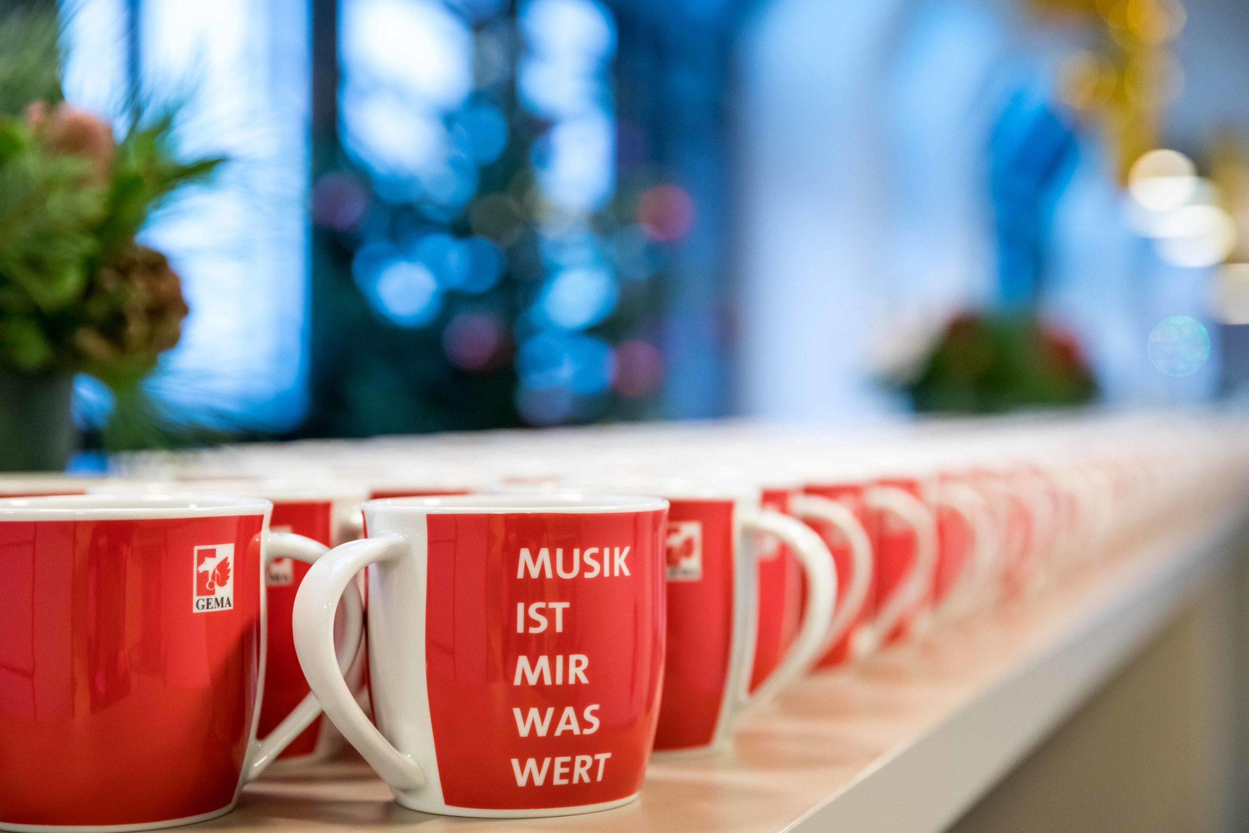 Eventfotografie Events München Anja Richter Fotografie GEMA Weihnachtsfeier 2019-7